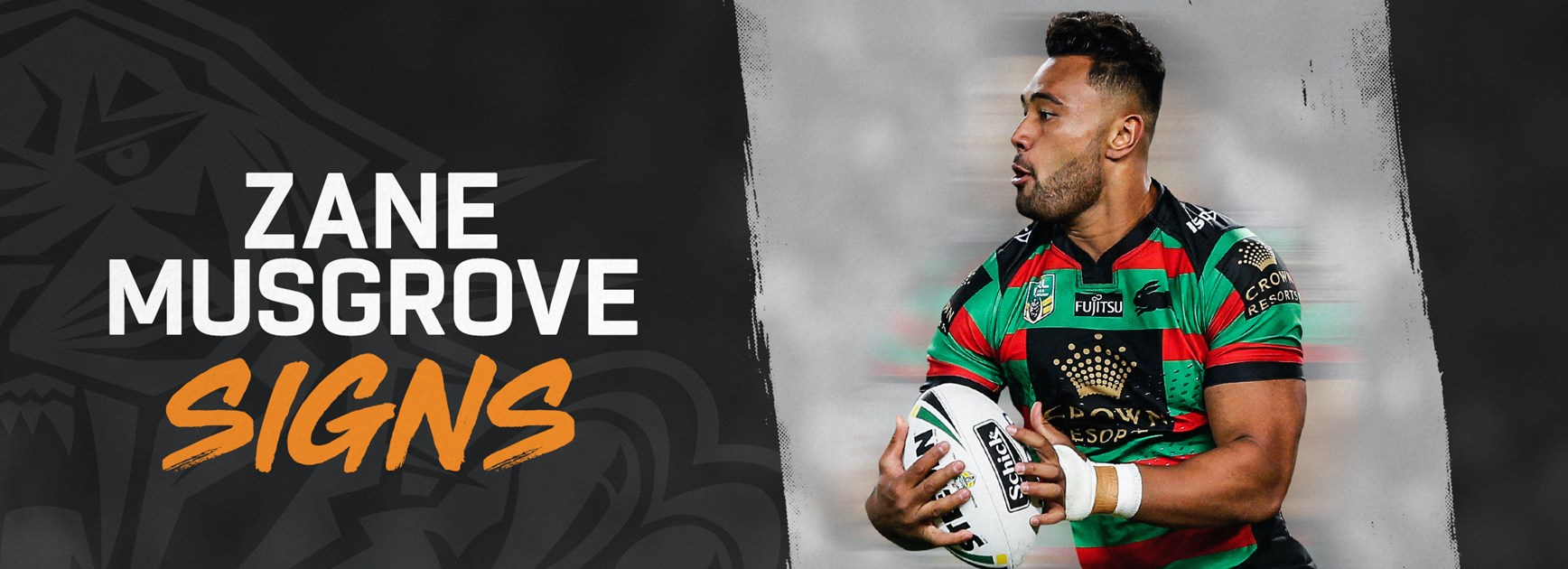 Wests Tigers sign Zane Musgrove