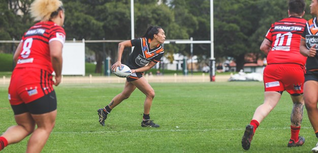 Wests Tigers women on mission to lift against Bulldogs
