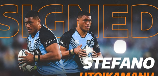 Wests Tigers sign Stefano Utoikamanu