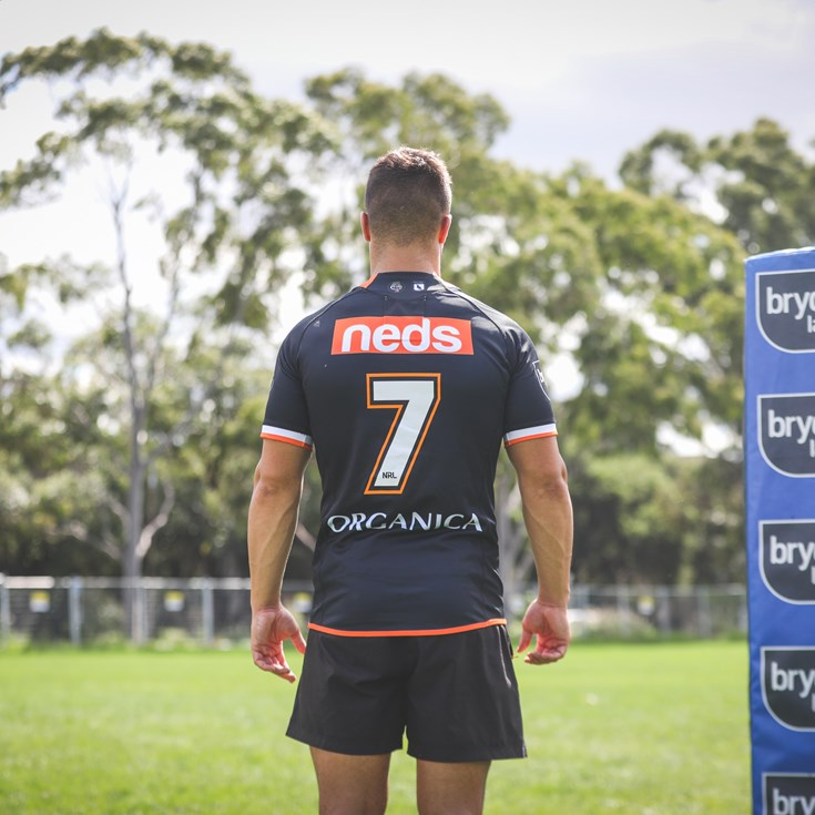 Wests Tigers to honour Tommy