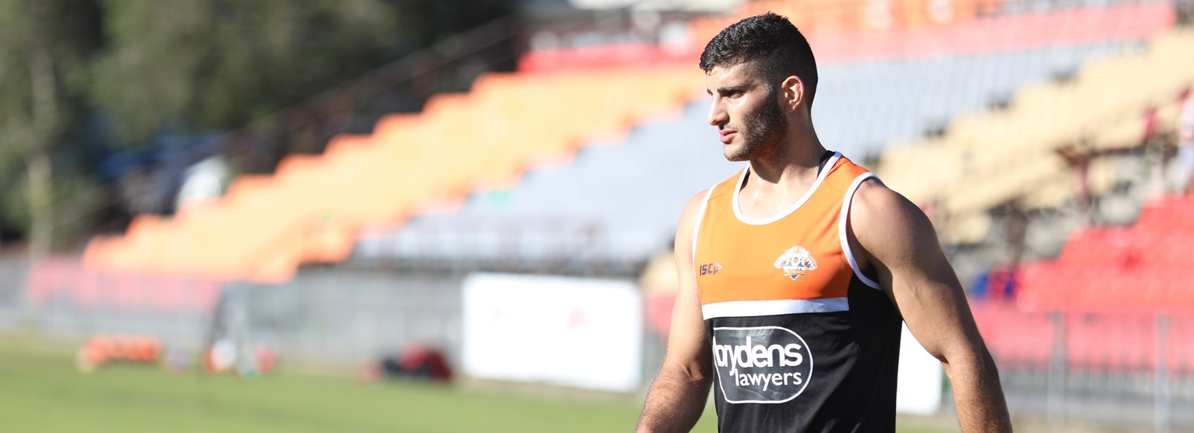 Four Wests Tigers named in 2018 Emerging Blues squad
