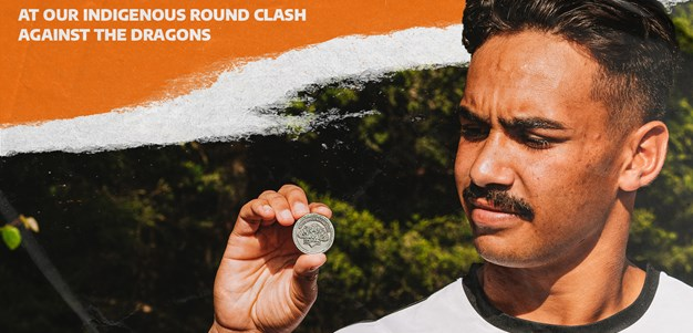 Toss the coin for Indigenous Round