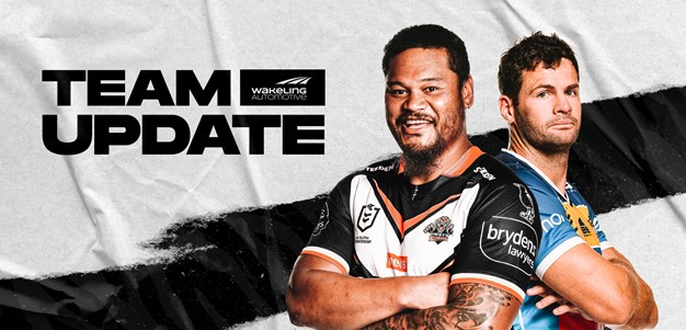 NRL Team Update: Round 9