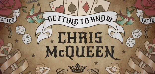 Getting to know: Chris McQueen