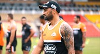 Benji opens up on emotional return