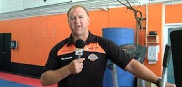 Sironen urges fans to meet players