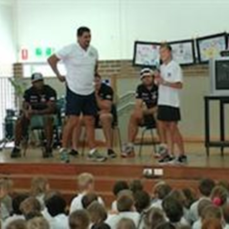 School Visit: Southern Highlands