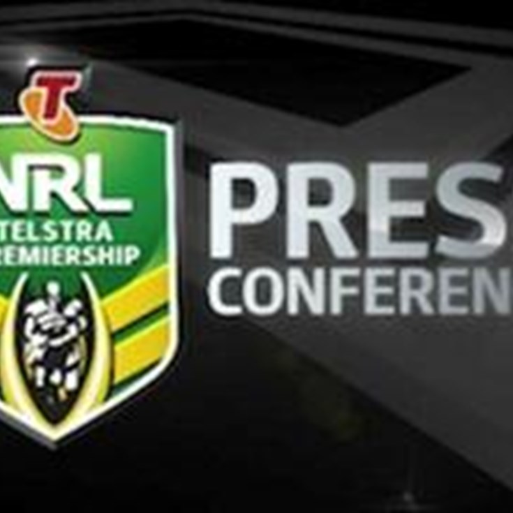 Wests Tigers vs Storm Rd 16 (Press Conference)