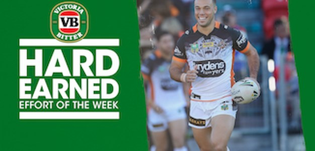 VB Hard Earned Effort: Round 17