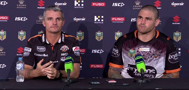 Press Conference: NRL Round 2