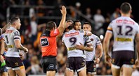 Match Highlights: Wests Tigers vs. Broncos