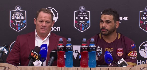 Press Conference: Origin I, QLD