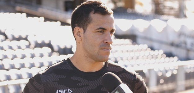 Wests Tigers players excited to welcome Mbye