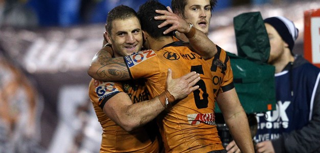 Wests Tigers players excited to play with club legends