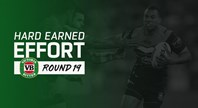 VB Hard Earned Effort: Round 19
