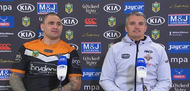 Press Conference: NRL Round 20
