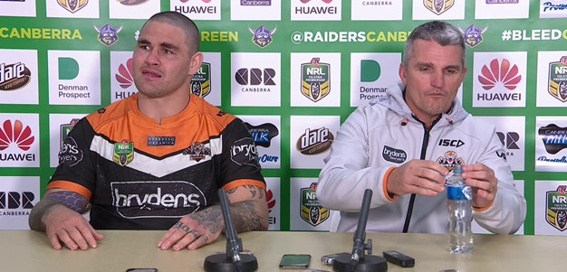 Press Conference: NRL Round 22