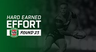 VB Hard Earned Effort of the Week: Round 23