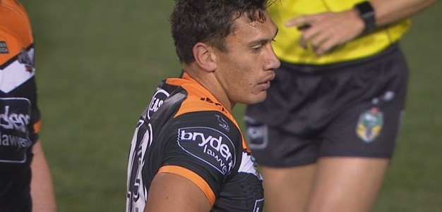 Wests Tigers rue latest loss, but believe in finals miracle