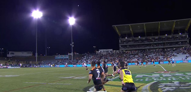 Extended Highlights: Rd.24, Wests Tigers vs. Sea Eagles