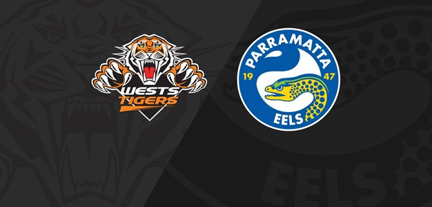2018 Match Replay: Rd.4, Wests Tigers vs. Eels