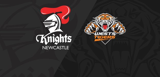 2018 Match Replay: Rd.21, Knights vs. Wests Tigers