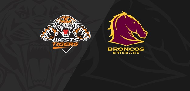 2018 Match Replay: Rd.3, Wests Tigers vs. Broncos