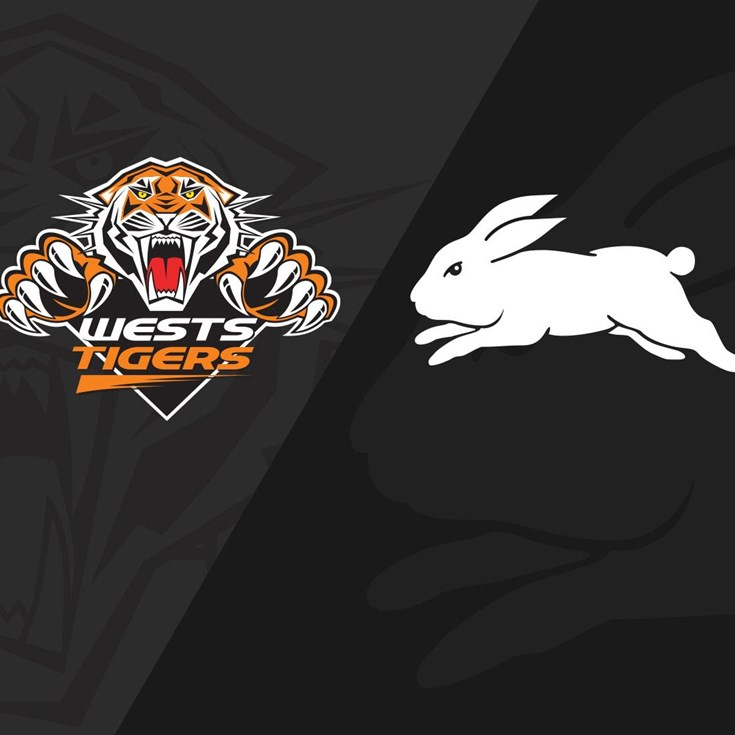 2018 Match Replay: Rd.19, Wests Tigers vs. Rabbitohs