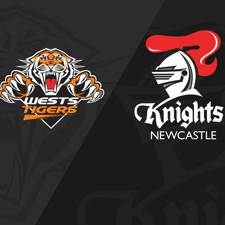 2018 Match Replay: Rd.7, Wests Tigers vs. Knights