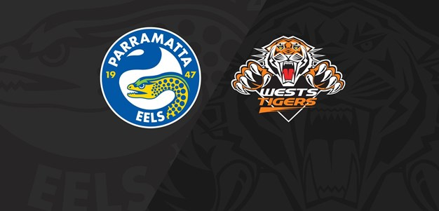 2018 Match Replay: Rd.8, Eels vs. Wests Tigers