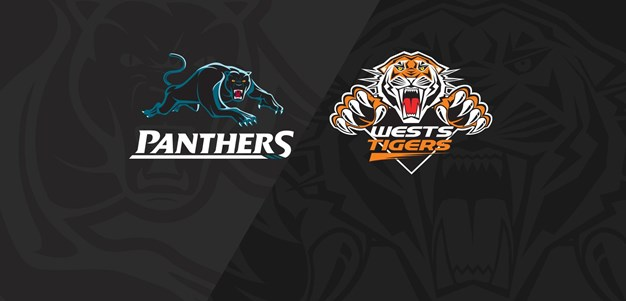 2018 Match Replay: Rd.11, Panthers vs. Wests Tigers