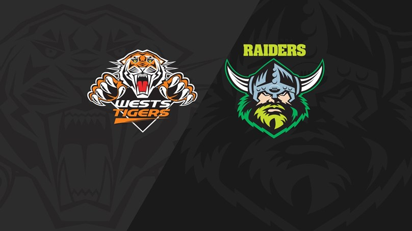 Full Match Replay: Wests Tigers v Raiders - Round 15, 2018