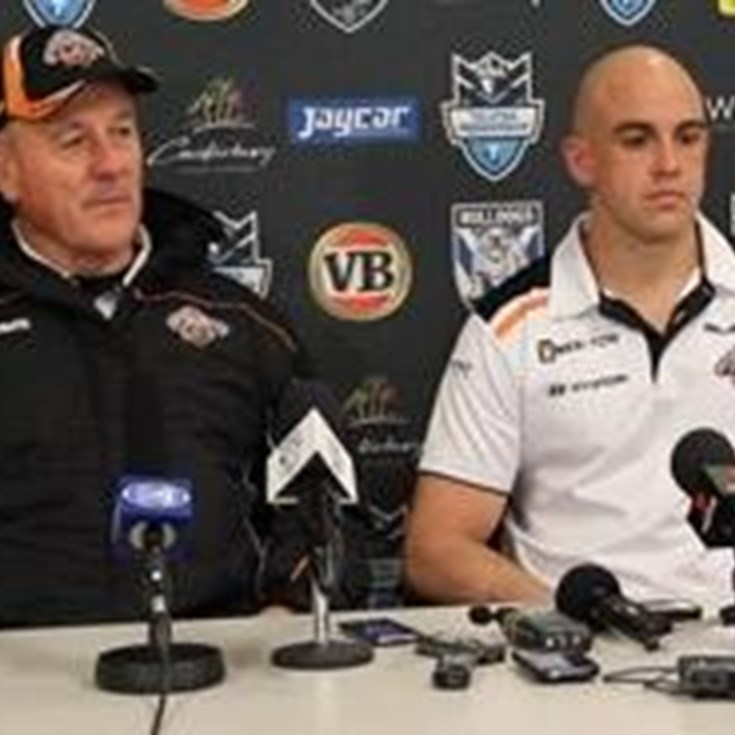 Tigers Rd 24 Press Conference