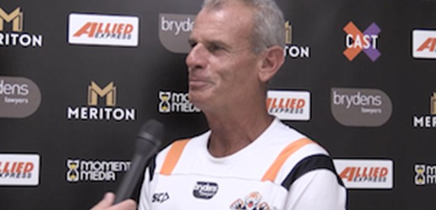 Rd.2 Coach's Comment: Paul Fletcher