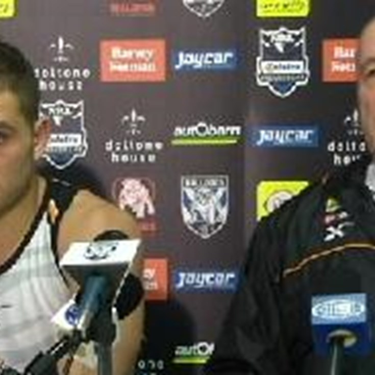 RD7: Post match press conference