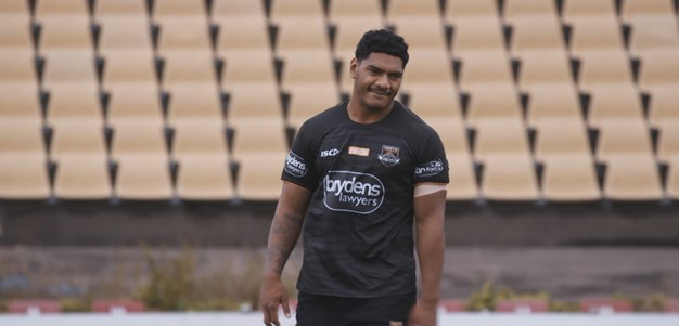Mikaele's Benji-like journey from Keebra Park to Wests Tigers