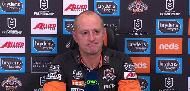 2019 Press Conference: Rd.2, Wests Tigers vs. Warriors