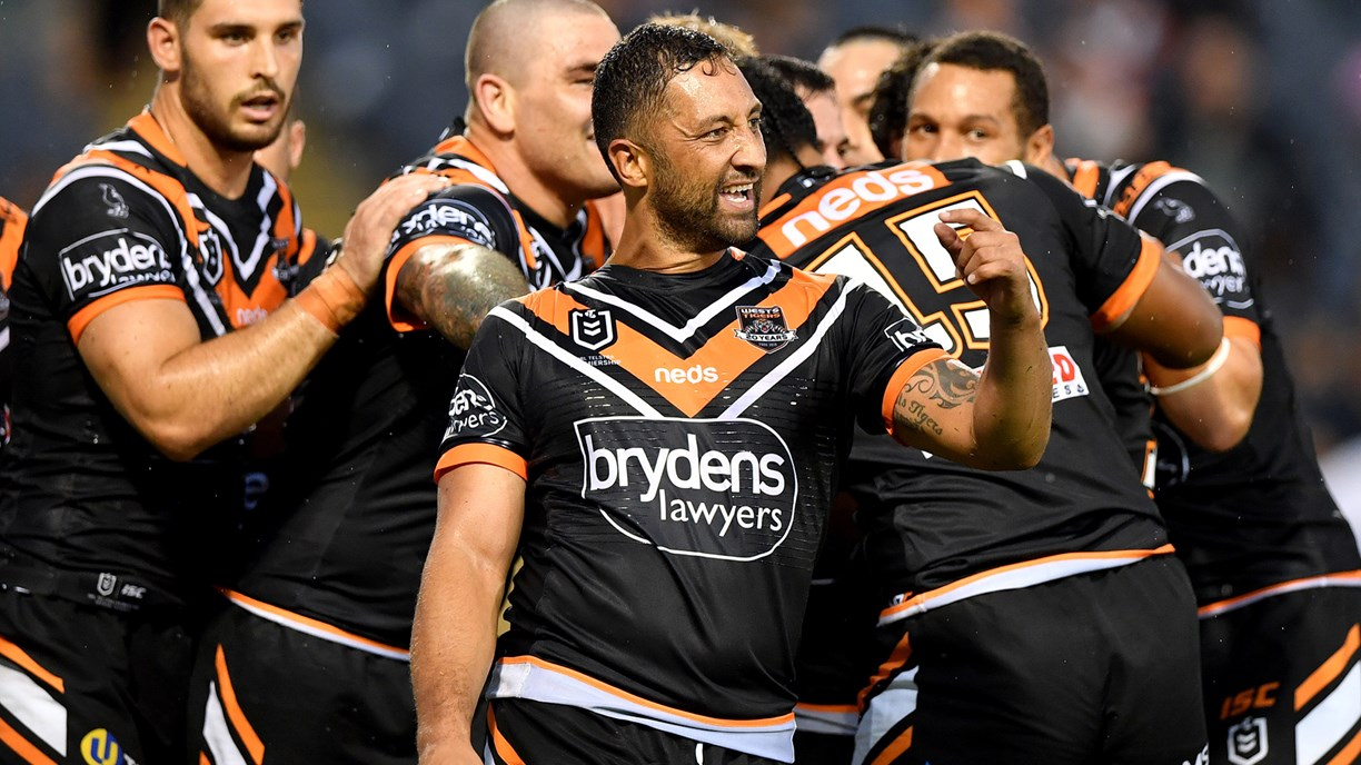 Match Highlights: Rd.2, Wests Tigers vs. NZ Warriors
