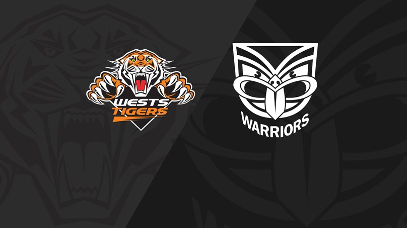 Full Match Replay: Wests Tigers v Warriors - Round 2, 2019