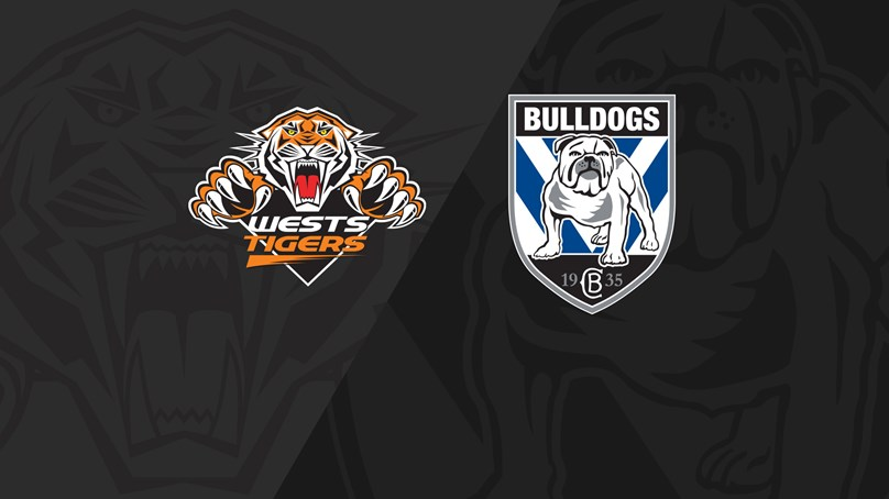 Full Match Replay: Wests Tigers v Bulldogs - Round 3, 2019