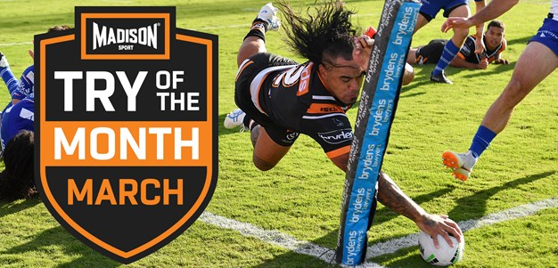 Madison Sport Try of the Month: March