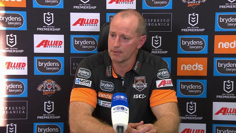 2019 Press Conference: Rd.3, Wests Tigers vs. Bulldogs