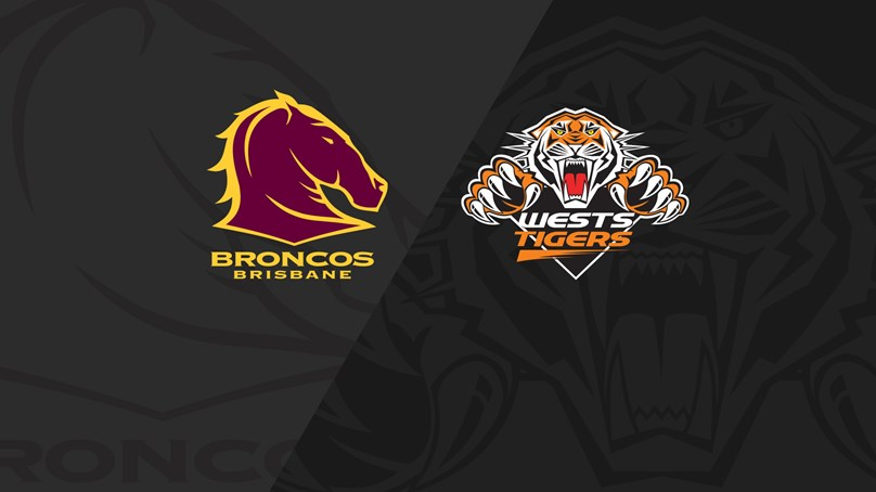 Full Match Replay: Broncos v Wests Tigers - Round 5, 2019