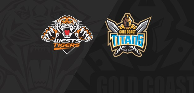 2019 Match Replay: Rd.7, Wests Tigers vs. Titans