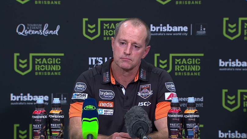 Wests Tigers: Round 9