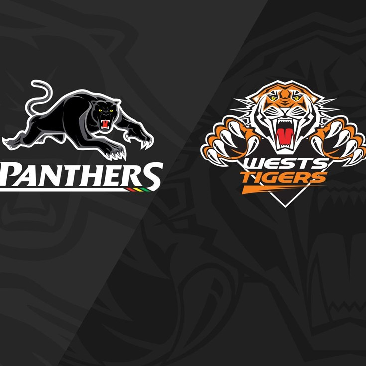 2019 Match Replay: Rd.4, Panthers vs. Wests Tigers