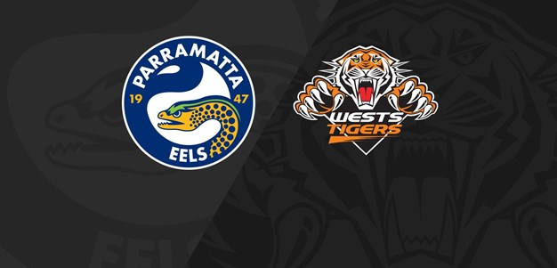 2019 Match Replay: Rd.6, Eels vs. Wests Tigers