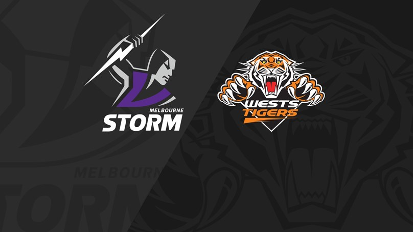 Full Match Replay: Storm v Wests Tigers - Round 10, 2019