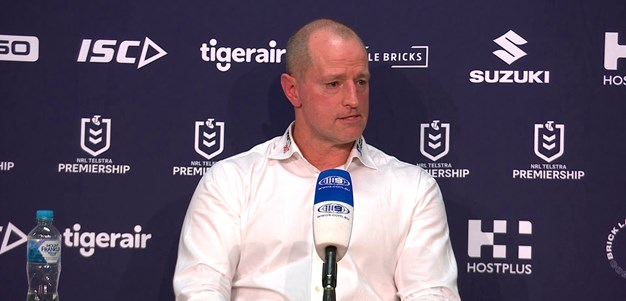 Press Conference: NRL Round 10