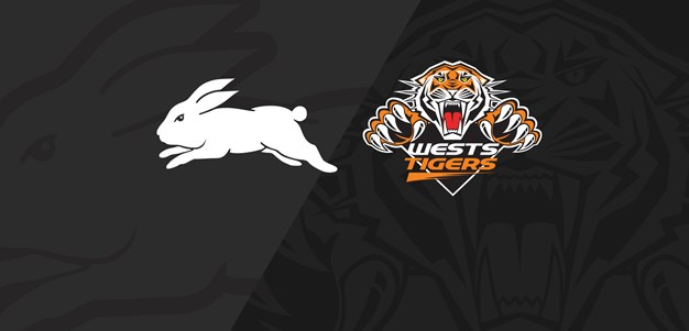 2019 Match Replay: Rd.11, Rabbitohs vs. Wests Tigers